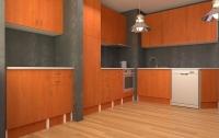 Проект Кухня Вишна 2