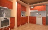 Проект Кухня Круша